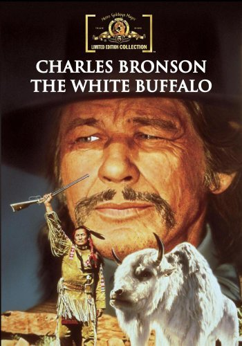 White Buffalo Bronson Warden Sampson Ws DVD R Pg