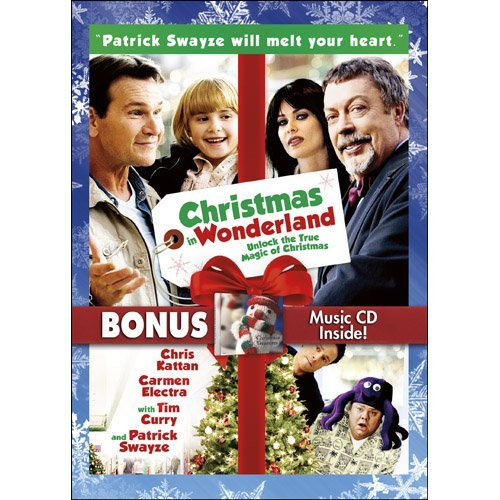 Christmas In Wonderland Curry Electra Kattan Ws Pg Incl. CD