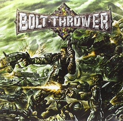Bolt Thrower Honour Valour Pride 2 Lp