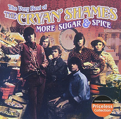 Cryan' Shames Sugar & Spice Very Best Of Cry