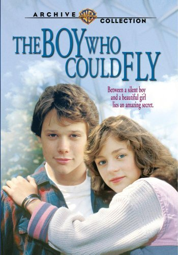 Boy Who Could Fly (1986) Cohn Underwood Priestley DVD R Ws Pg