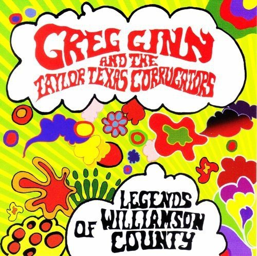Greg & The Taylor Texas C Ginn Legends Of Williamson County