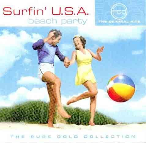 Various Artists Surfin' U.S.A. Beach Party
