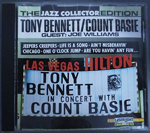 Bennett Tony Basie Count The Jazz Collector Edition Tony Bennett With Coun