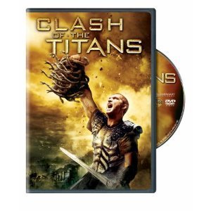 Clash Of The Titans (2010) Worthington Arterton Mikkelsen Rental Version