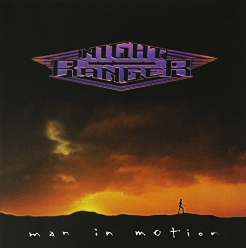 Night Ranger Man In Motion Import Eu
