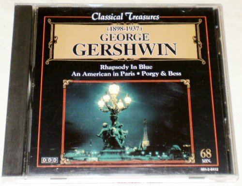 G. Gershwin Rhaps Blue Amer Paris Porgy &