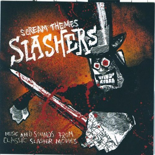 The Hit Crew Slasher Scream Theme CD