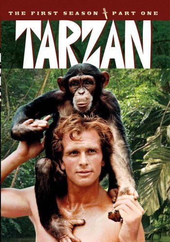Tarzan Season 1 Pt. 1 Made On Demand Nr