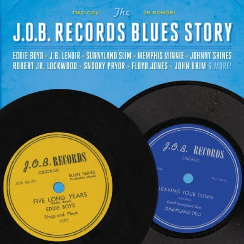J.O.B. Records Blues Story J.O.B. Records Blues Story 2 CD