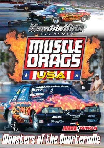 Muscle Drags Usa Monsters Of The Quartermile