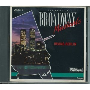 I. Berlin Best Of Broadway Musicals