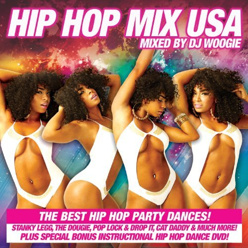 Hip Hop Mix Usa (mixed By Dj W Hip Hop Mix Usa (mixed By Dj W Incl DVD