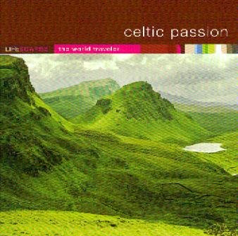John Williams Dean Magraw Celtic Passion The World Traveler