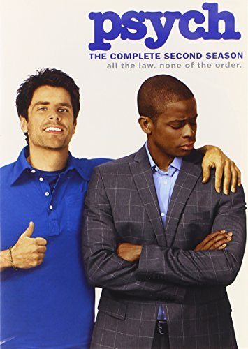 Psych Season 2 DVD