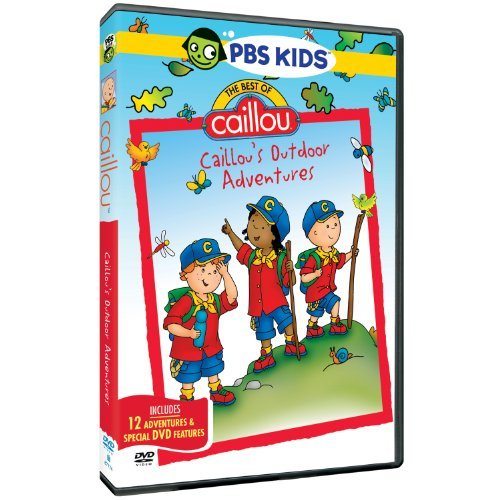 Best Of Caillou Caillou's Out Caillou Nr