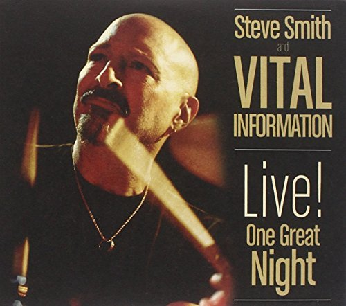 Steve & Vital Informatio Smith Live! One Great Night Incl. DVD