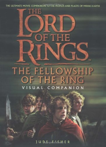 Jude Fisher Fellowship Of The Ring The Visual Companion