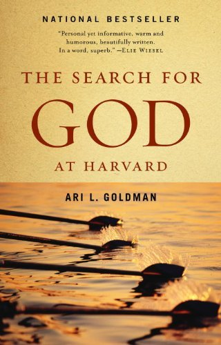 Ari L. Goldman The Search For God At Harvard The Search For God A