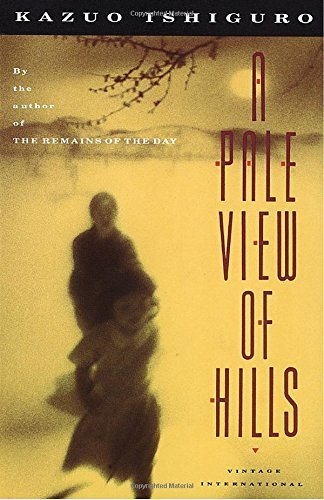 Kazuo Ishiguro A Pale View Of Hills