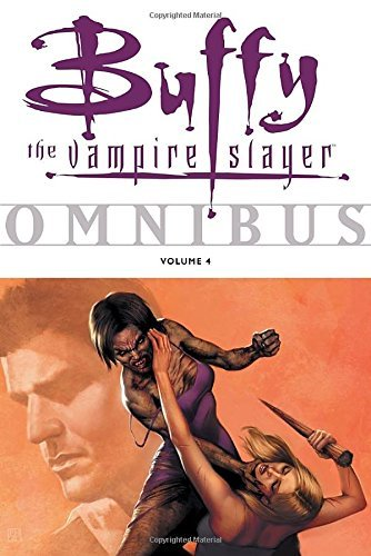 Joss Whedon Buffy The Vampire Slayer Omnibus Volume 4