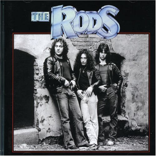Rods Rods Import Eu Incl. Bonus Tracks