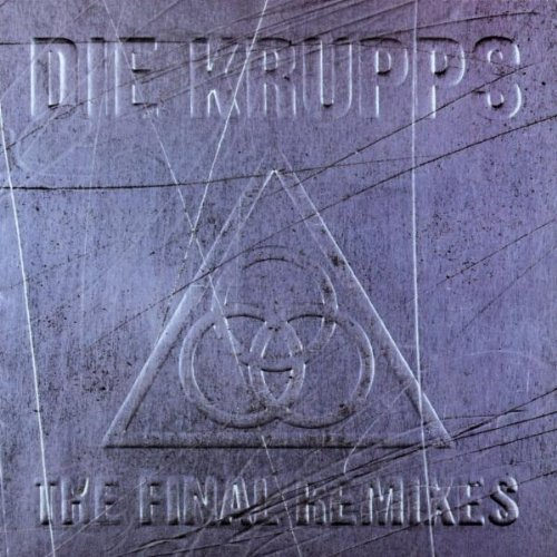 Die Krupps Final Remixes Import Eu
