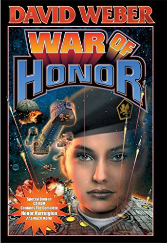 Weber David War Of Honor [with Cdrom]