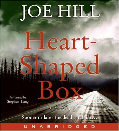 Joe Hill Heart Shaped Box