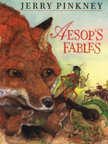 Jerry Pinkney Aesop's Fables