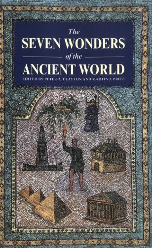 Peter A. Clayton The Seven Wonders Of The Ancient World