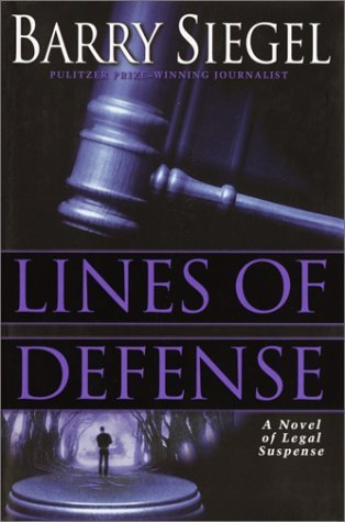 Barry Siegel Lines Of Defense