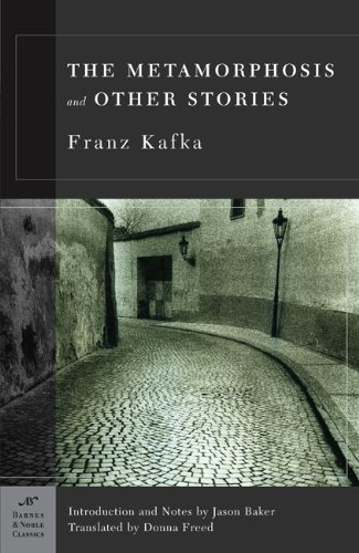 Franz Kafka Metamorphosis And Other Stories (barnes & Noble Cl
