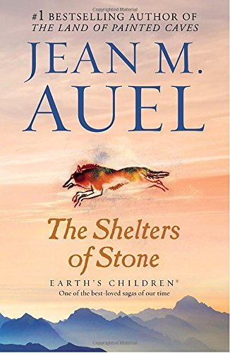 Jean M. Auel The Shelters Of Stone Earth's Children Book Five
