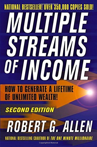 Robert G. Allen Multiple Streams Of Income How To Generate A Lifetime Of Unlimited Wealth 0002 Edition;revised