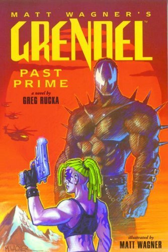 Matt Wagner Grendel Past Prime Illustrated Novel