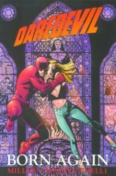 David Mazzucchelli Frank Miller Daredevil Legends Vol. Ii Born Again