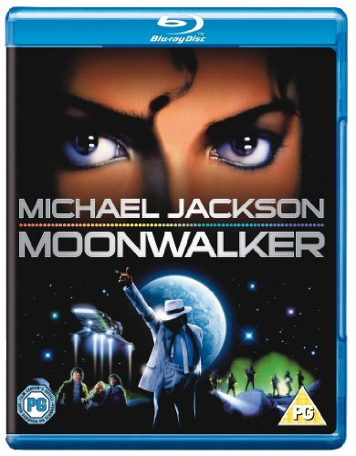 Michael Jackson Moonwalker (1988) Import Gbr