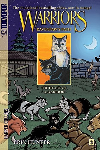 Erin Hunter Warriors Ravenpaw's Path #3 The Heart Of A Warrior