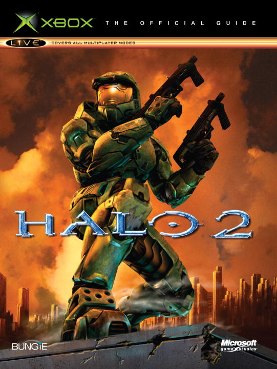Piggyback Interactive Halo 2 The Official Game Guide