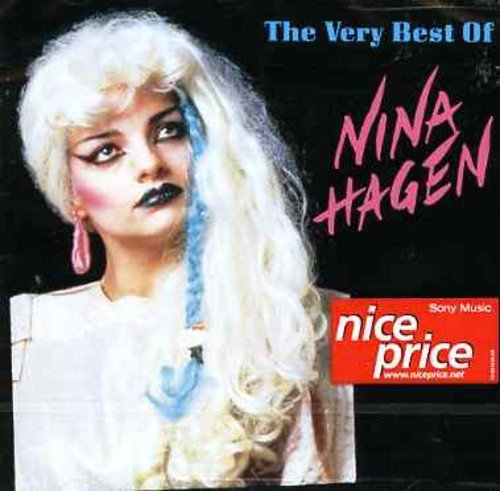 Nina Hagen Very Best Of Nina Hagen Import Eu