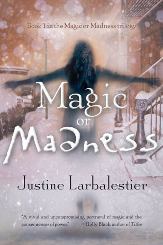 Justine Larbalestier Magic Or Madness