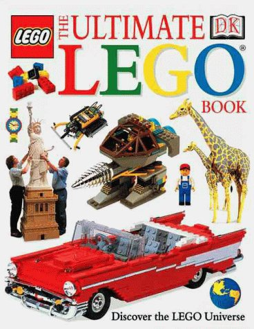 Dk Publishing The Ultimate Lego Book