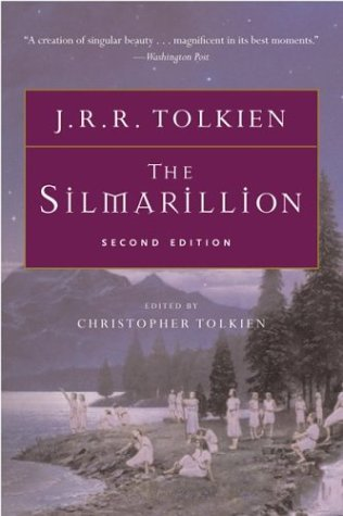 Christopher Tolkien The Silmarillion 0002 Edition;