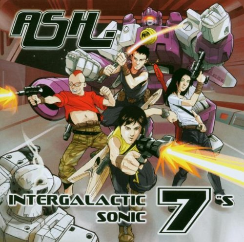 Ash Intergalactic Sonic Import Eu Incl. Bonus CD