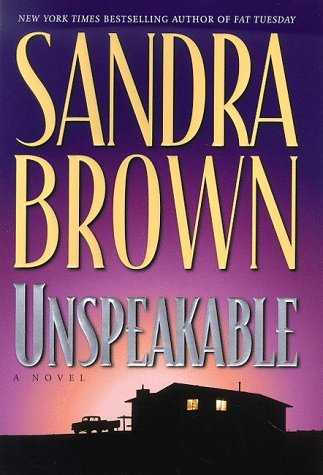 Sandra Brown Unspeakable