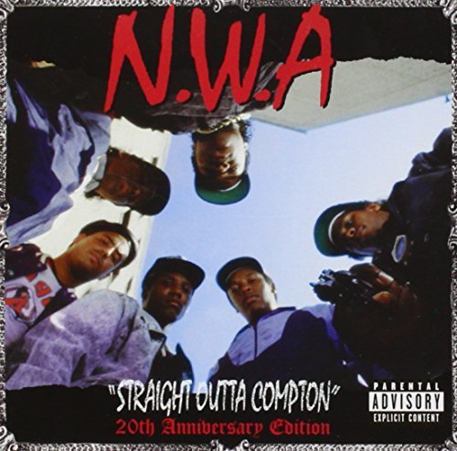 N.W.A. Straight Outta Compton (20th A Import Eu