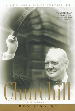 Roy Jenkins Churchill