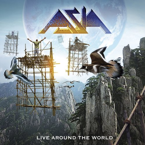 Asia Live Around The World 2 CD