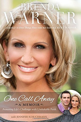 Brenda Warner One Call Away Answering Life's Challenges With Unshakable Faith